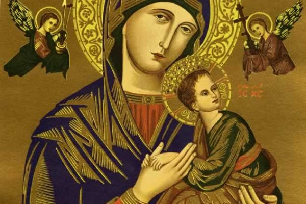 Honoring Mary with Icons – Our Lady of Perpetual Help